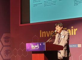 Michael Kim, Senior Director at Prestige, presented his key insights into winning the biosimilar market.
