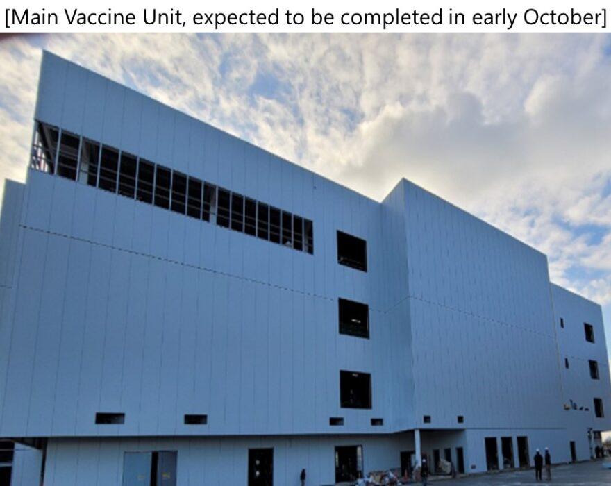 14102021 Vaccine Centre EN
